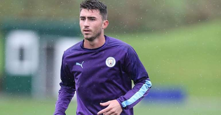 Injured Laporte Gives City Welcome Boost