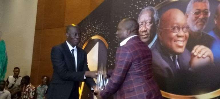 Aowin MCE Grabs Best MCE  Award