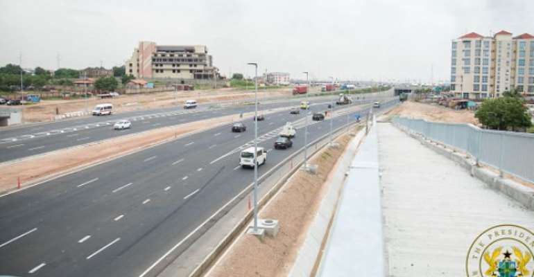 Contract for Accra-Tema Motorway, extension projects signed