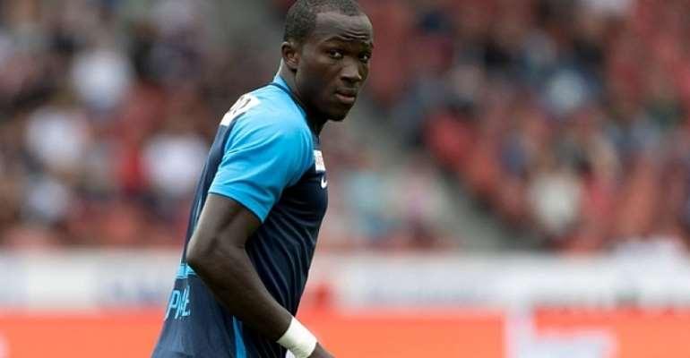 Black Stars Striker Raphael Dwamena Came Off The Bench To Score In FC Zurich Away Win