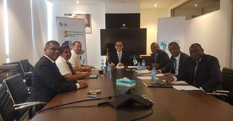 Trade Finance: US$20 million facility for Meridian's soft commodity value-chain operations in Southern Africa