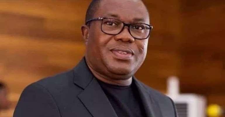 Samuel Ofosu-Ampofo, National Chairman of NDC