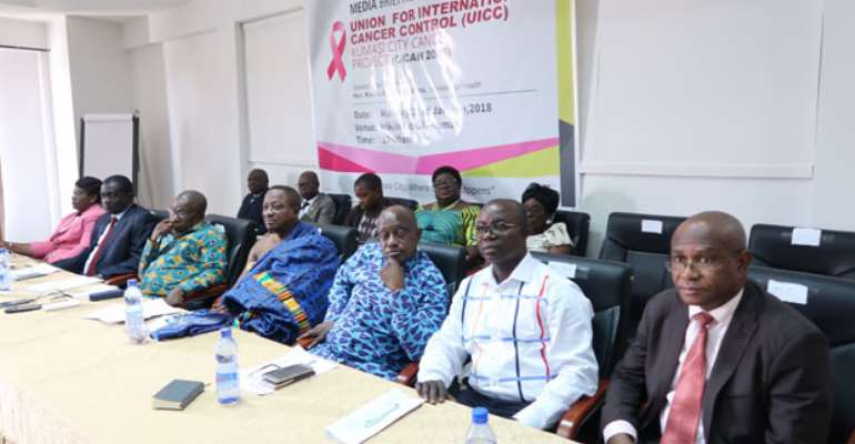 Kumasi In The Lead Of Cancer Control & Treatment In Africa