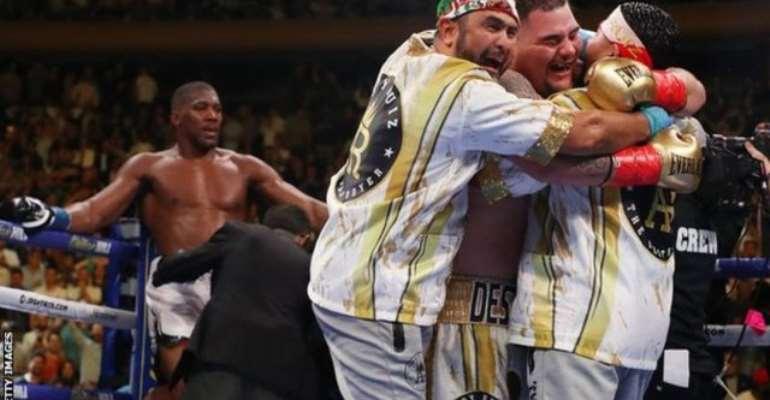 Joshua v Ruiz II: Inside The 24 Hours That Shook Boxing