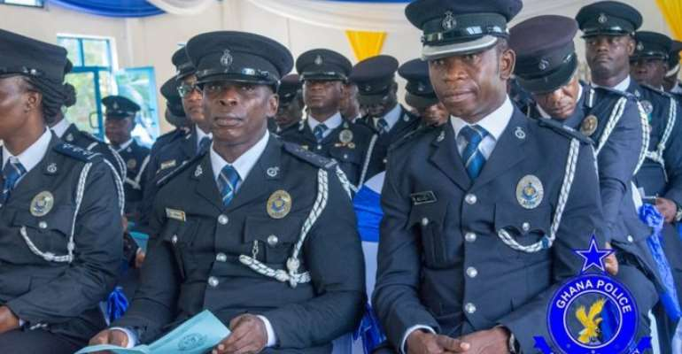 Ashanti Region Police Launches 'Operation Father Christmas'