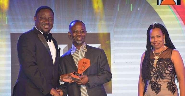 Harlequin Oil &Gas Wins AGI, GSA Prestigious National Quality Award