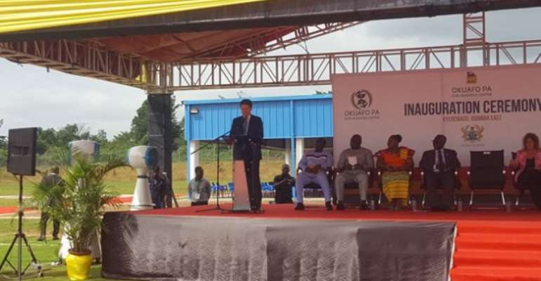 Government gets Italy's backing on Ghana Beyond Aid agenda