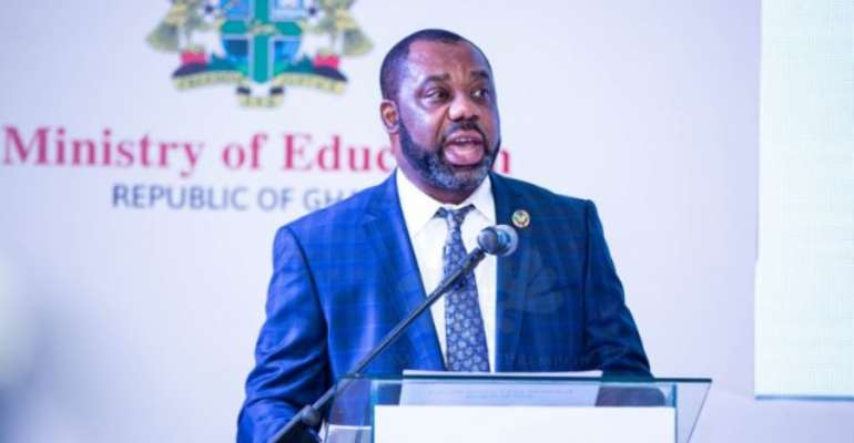FREE SHS: Second Enrollment Increased By 43%—Minister NAPO