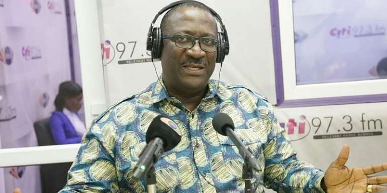 Invisible Hands Hindering Police In War Against Indiscipline – Citi TV Boss