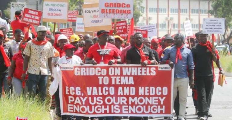 'Dumsor' Looms As GRIDCo Staff Threaten Strike