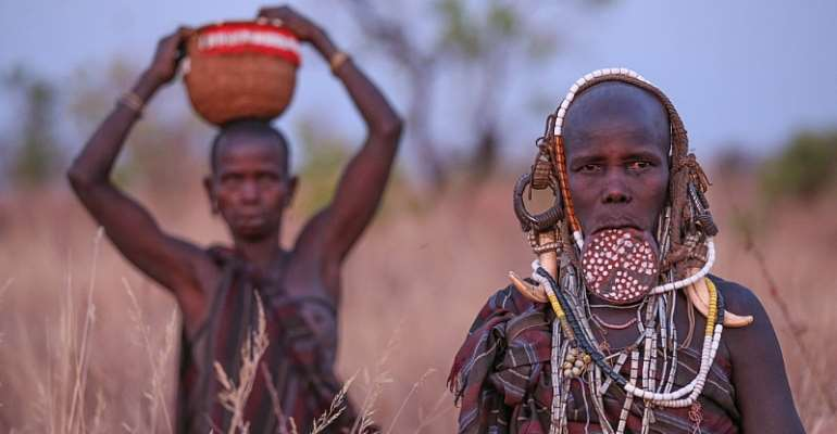 Omo Valley Tribes Present Cultural Treat for Ethiopian Visitors