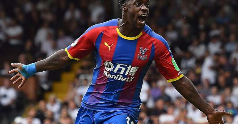 Jeffery Schlupp Hoping To Start For Palace Against Bournemouth