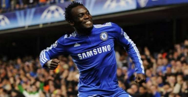 Chelsea Celebrate Michael Essien On His 37th Birthday [VIDEO]