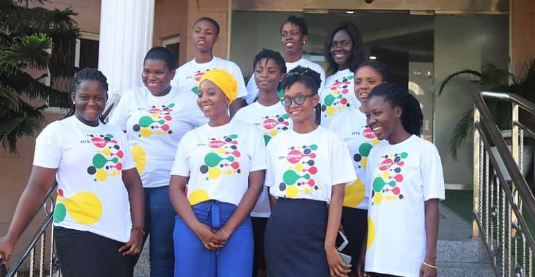Miss Geek GH; 10 Girls To Go Head To Head In Tech Power Context Finale