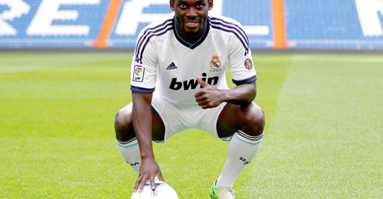 La Liga Wishes Michael Essien Happy Birthday In Twi and Pidgin