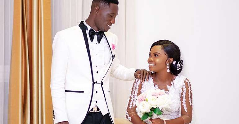 Mr. and Mrs. Joseph Tetteh Zutah To The World – Medeama Celebrates Captain