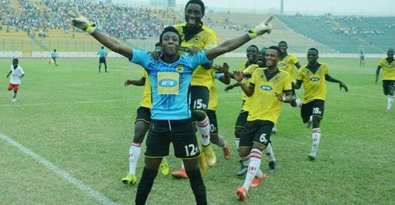 Felix Annan Implores Kotoko Teammates To Play For Badge Not For Coaches