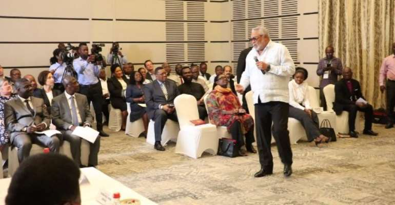 Rawlings Happy With Formation Of Eminent Advisory Committee