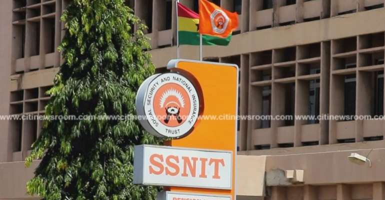 SSNIT Saves GHS 62m Pension Payroll Cleanup