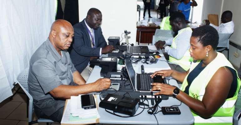 NIA Targets 3million For Ghana Card In Ashanti