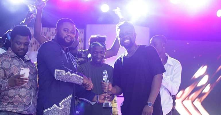 Patapaa Tops All At 2019 Central Music Awards