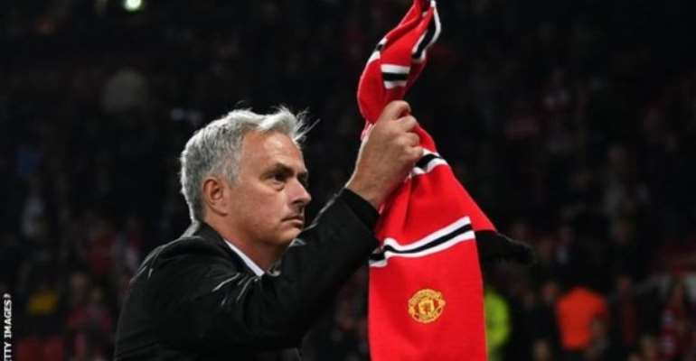Jose Mourinho Says Man Utd Is A Closed Chapter