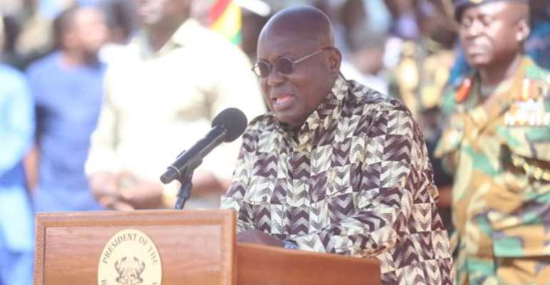 Don't Take Law Into Your Hands - Akufo-Addo Caution Retailers