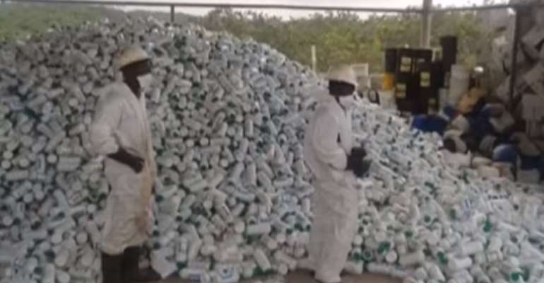 PMI Vectorlink Recycles Waste Into T-rolls, Iron Rods