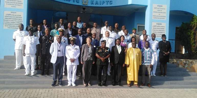 KAIPTC, ICC Holds First National Forum On Maritime Security
