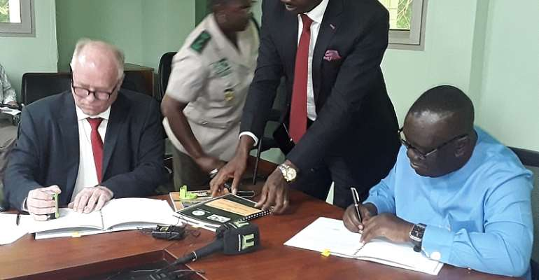 Forestry Commission Signs MoU With Swedish, Greenland Resources AB