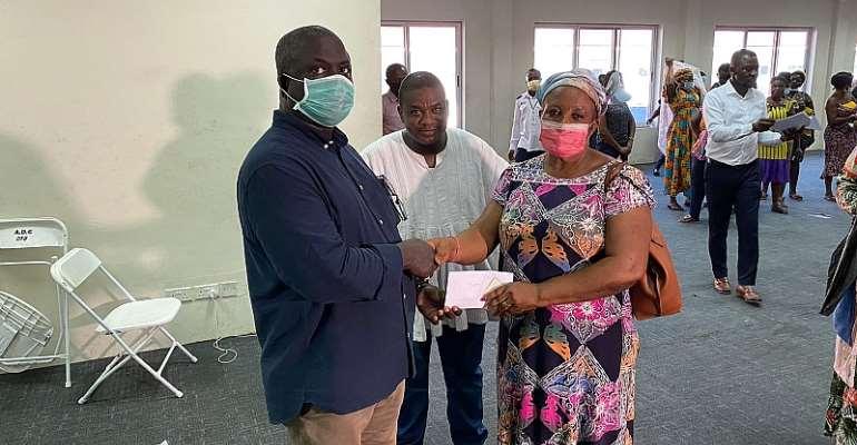 Odawna Market Fire: Gov't fulfills promise as MASLOC begins disbursement of relief loans