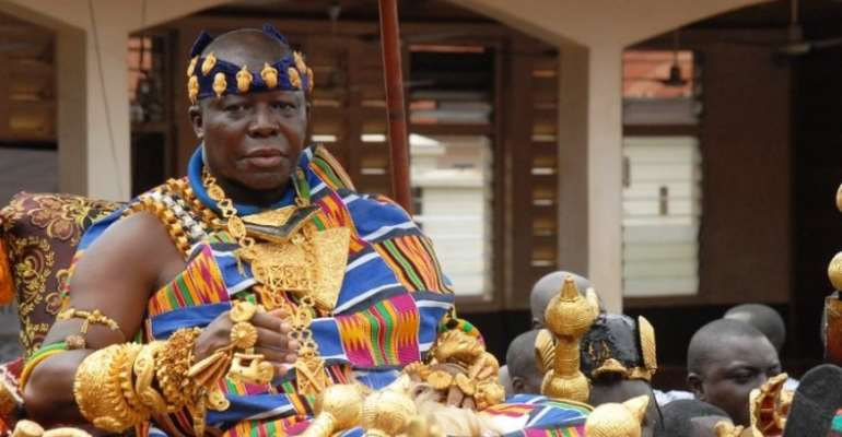 Asantehene Withdraw Reps On KMA, Other Assemblies