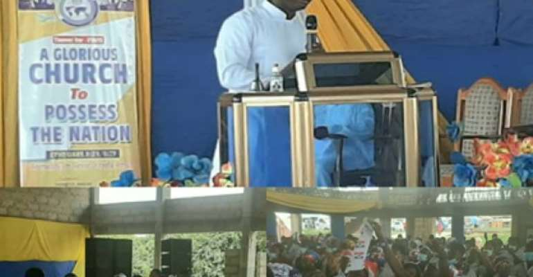 Afigya-Kwabre South NPP pray, fast for peaceful elections