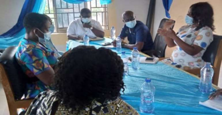 Obuasi East records four new cases of Covid-19