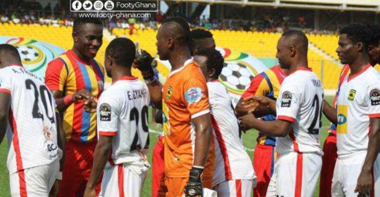 GHPL: Playing Against Asante Kotoko Is Very Easy, Says Former Hearts of Oak Skipper