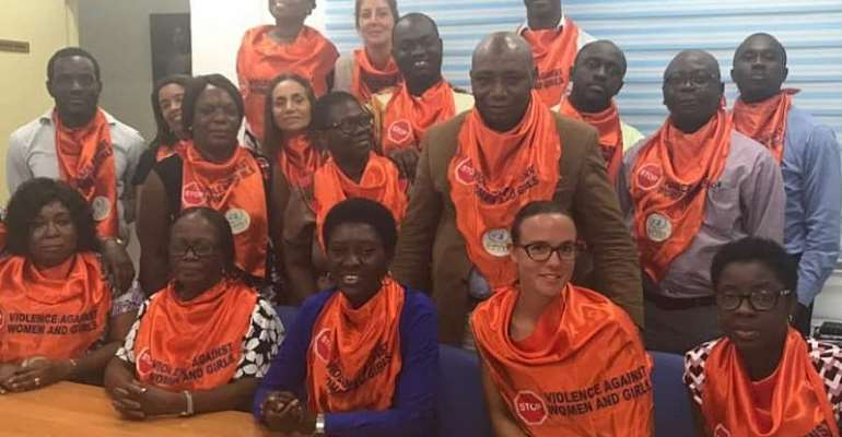 Why #16DAYS against gender-based violence matters—Statement by the UN Gender Team in Ghana