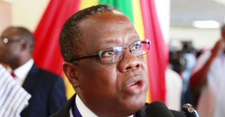 Member of Parliament MP for Komenda Edina Eguafo Abrem Samuel Atta Mills