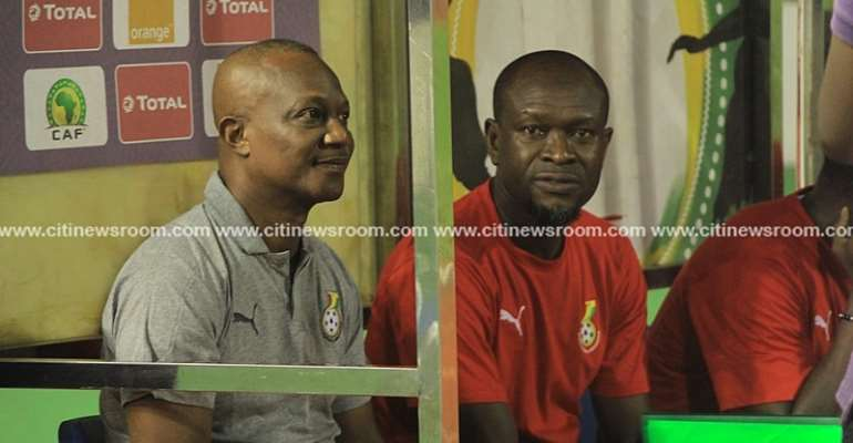 I Am Ready To Help CK Akonnor – Kwesi Appiah