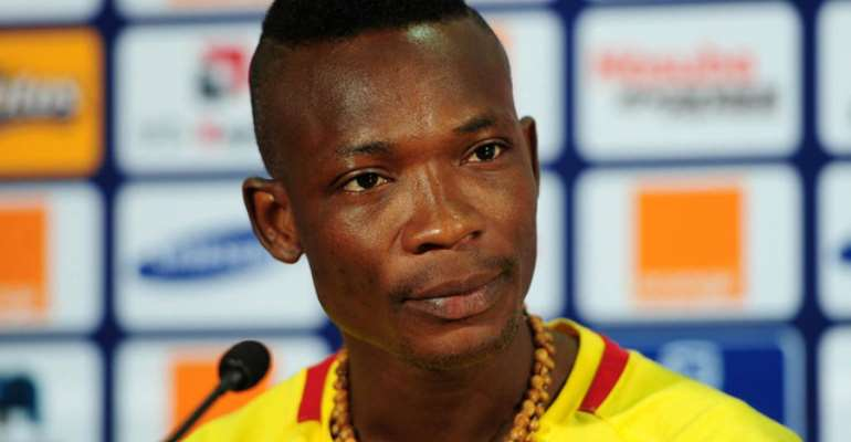 2022 WCQ: John Paintsil Tips Ghana To Win Their Group