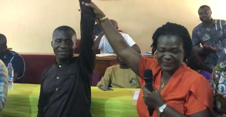 Charles Dwumfour Elected As Presiding Member For Atwima Mponua Assembly
