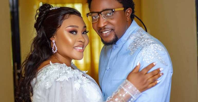 Pastor Dickson Of Wealthy Nations Ministry Weds Mitchel In Amazing Wedding Occasion
