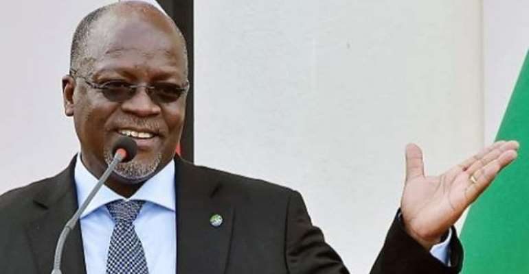 President Magufuli Fires Minister Over $453m Contract