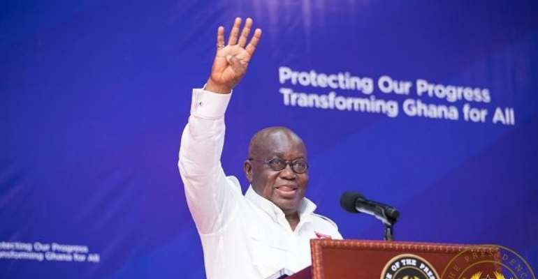 Another survey predicts 50.4% victory for Akufo-Addo