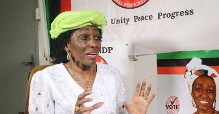 Election 2020: My resolve to contest remains unbroken – Konadu