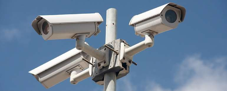 Crime Fighting Takes New Turn With The Installation Of 10,000 CCTVs