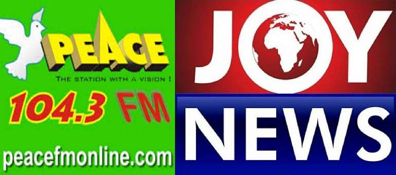 Are Peace Fm And Joy News Responsible Media Houses?