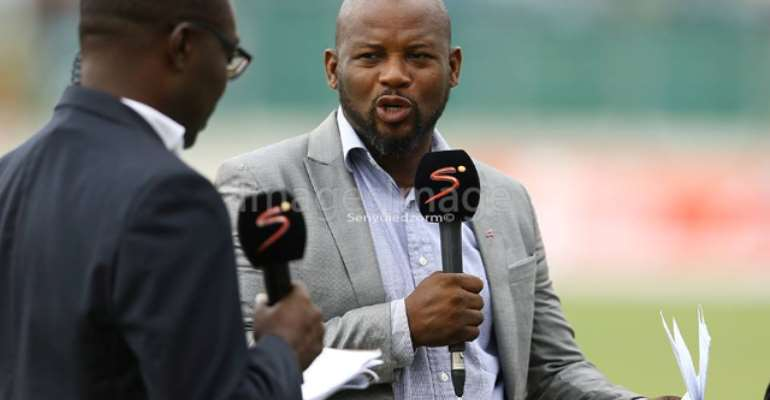 Coach Ebenezer Sefa