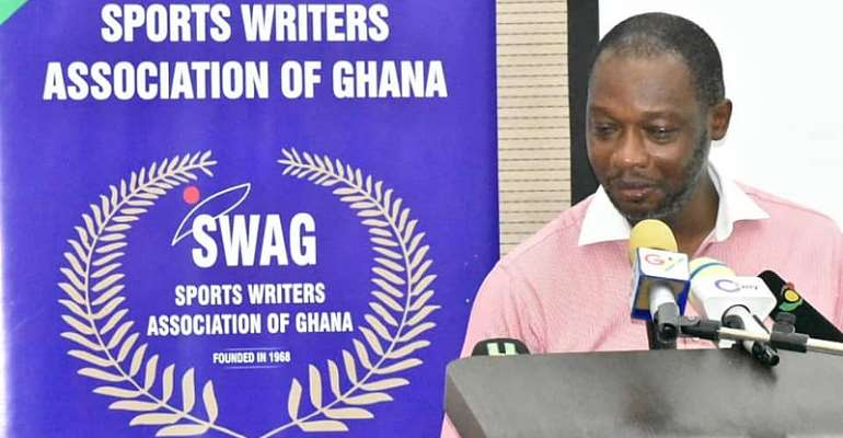 SWAG Names Committee To Award Sports Journalists In Ghana