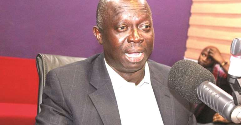 Kwabena Yeboah Appeal To Corporate Bodies To Support SWAG Awards