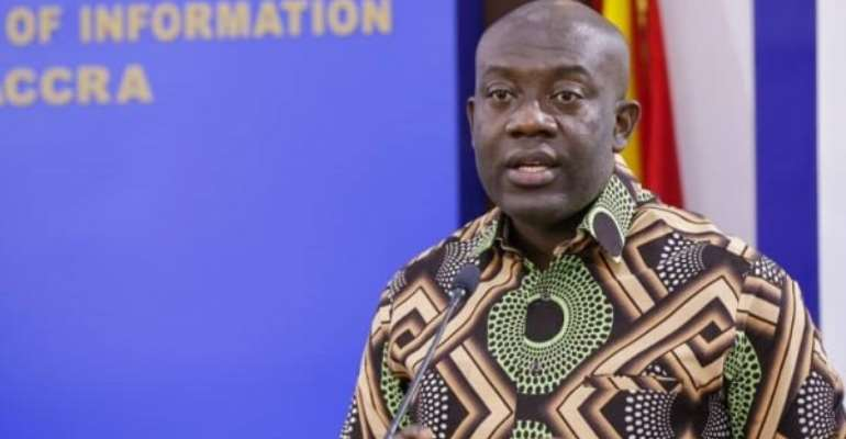 Fake videos against Akufo-Addo will always be Mahama, NDC stock-in-trade — Oppong Nkrumah